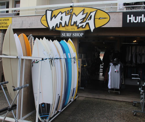 Waimea Surf Shop